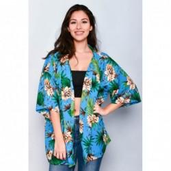 Kimono mujer HHG multicolor